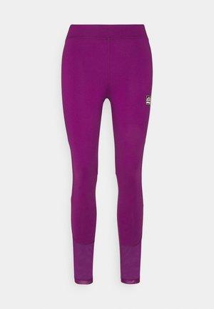POSINA LEGGING - Leggings - purple