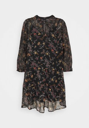 VMWONDA TUNIC - Day dress - black/tini