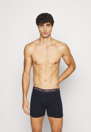BOXER BRIEF 3 PACK - Culotte - blue