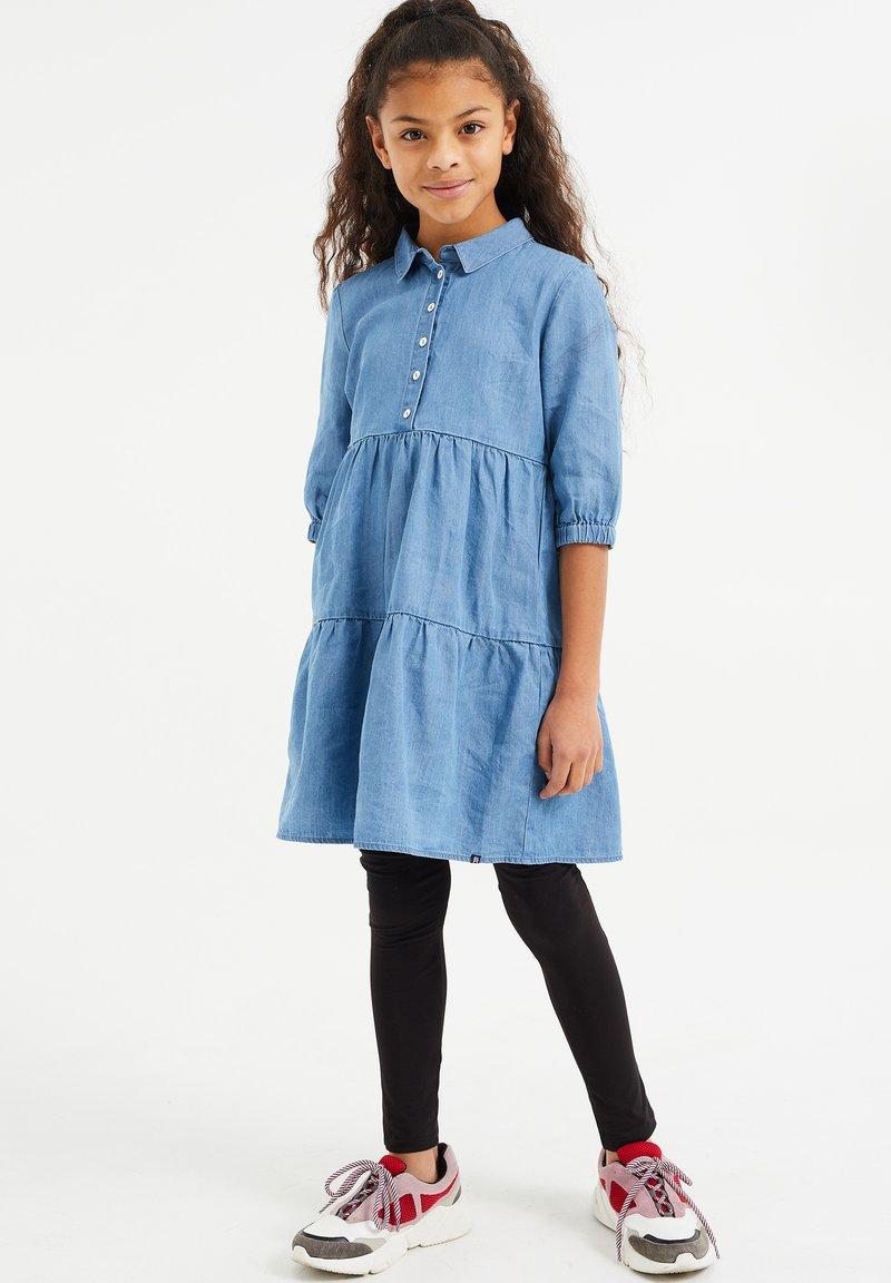 WE Fashion - 2 PACK - Leggings - multi coloured