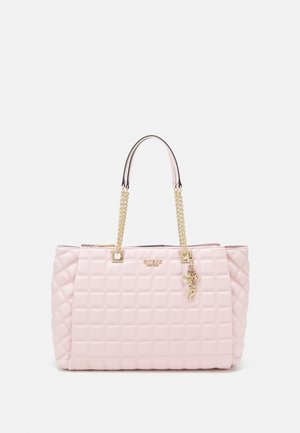 KAMINA GIRLFRIEND TOTE - Tote bag - blush