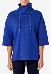 s.Oliver active - Sweatshirt - bright blue - 0