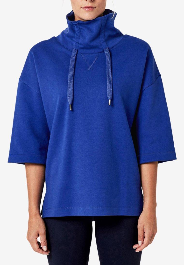 s.Oliver active - Sweatshirt - bright blue