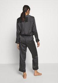 ASCENO - THE ANTIBES - Pyjama bottoms - black - 2