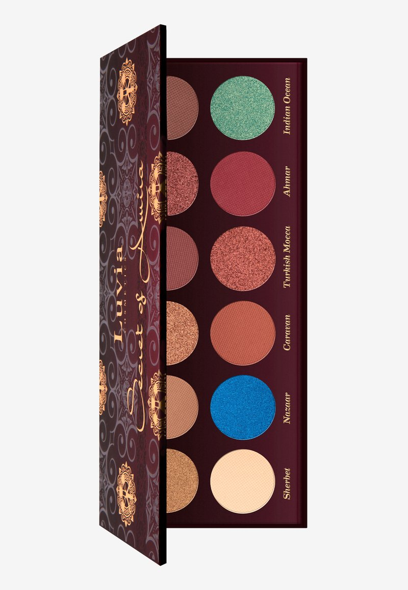 Luvia Cosmetics - SECRET OF AMIRA EYESHADOW PALETTE - Eyeshadow palette - -
