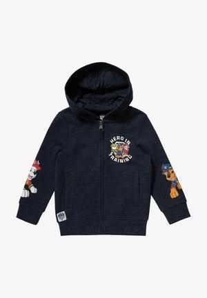 VIACOM PAW PATROL - Zip-up sweatshirt - black-melange