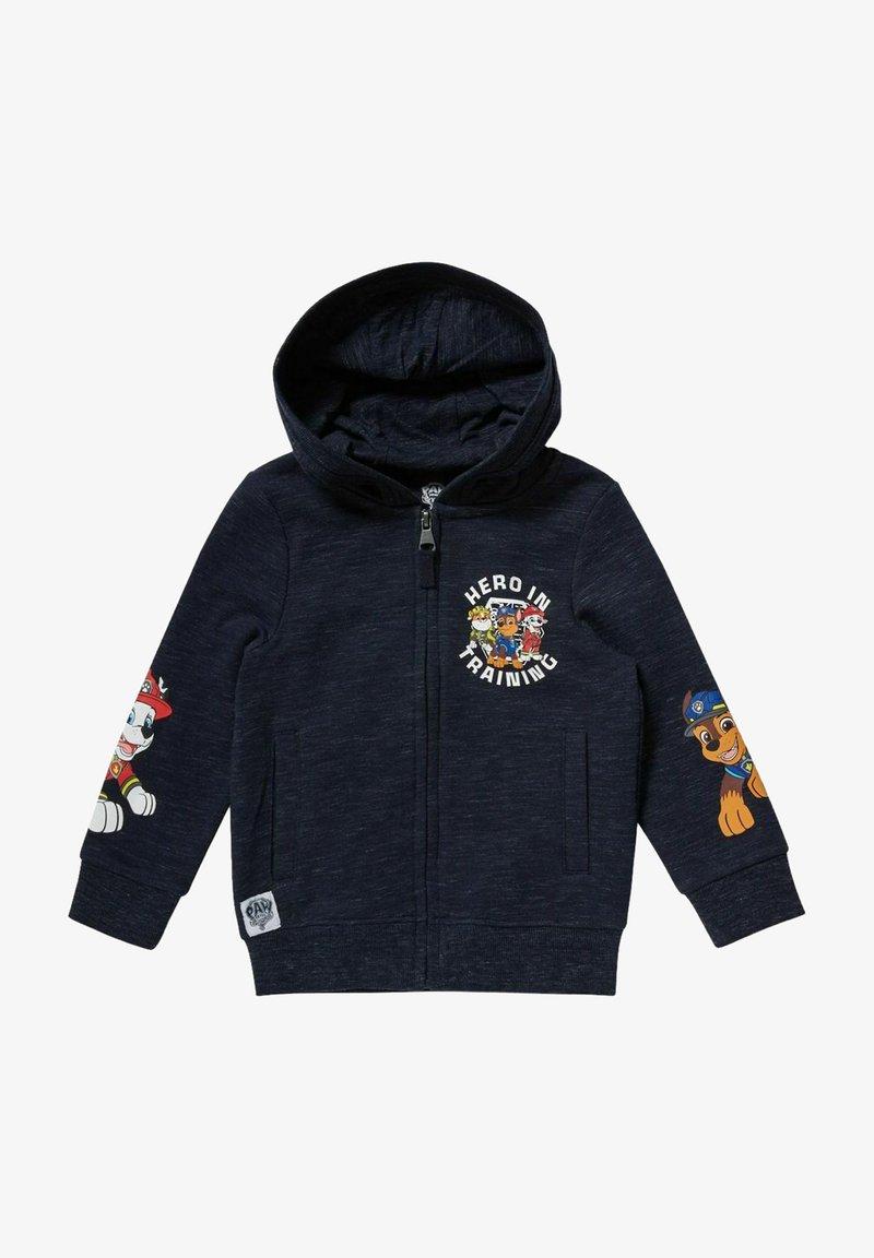 C&A - VIACOM PAW PATROL - Zip-up sweatshirt - black-melange
