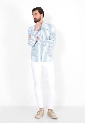 ALPHA  - Skjorta - denim stripes