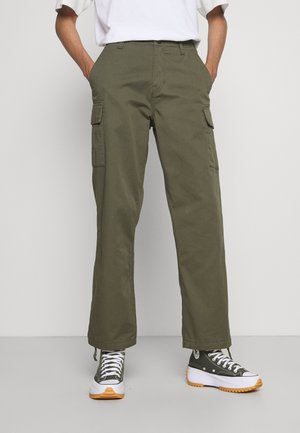 MARCH PANT - Cargobyxor - military