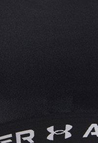 Under Armour - CROSSBACK - Sujetadores deportivos con sujeción alta - black - 5