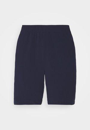 TENNIS SHORT - Pantaloncini sportivi - navy blue/white