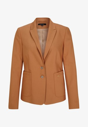 MIT STITCHINGS - Blazer - chocolate camel