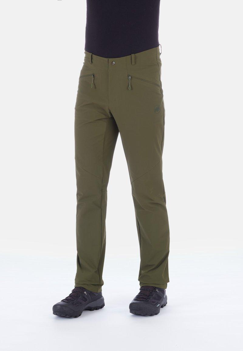 Mammut - MACUN - Spodnie materiałowe - iguana