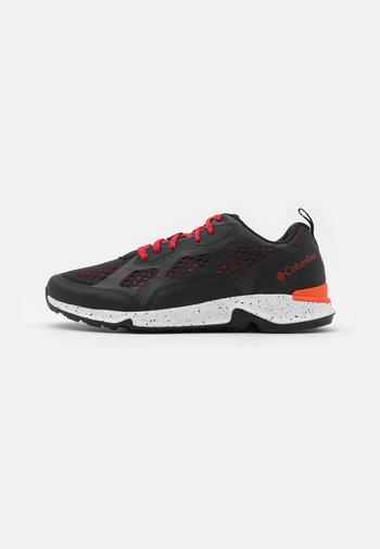 VITESSE - Hiking shoes - bright red/black
