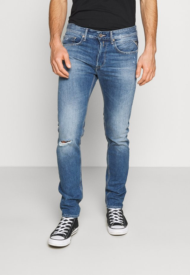 WILLBI - Jeans fuselé - medium blue