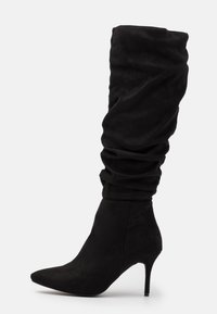 RAID Wide Fit - WIDE FIT JULIANA - Boots - black - 1