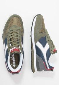Diadora - OLYMPIA UNISEX - Sneakers - burnt olive green - 1