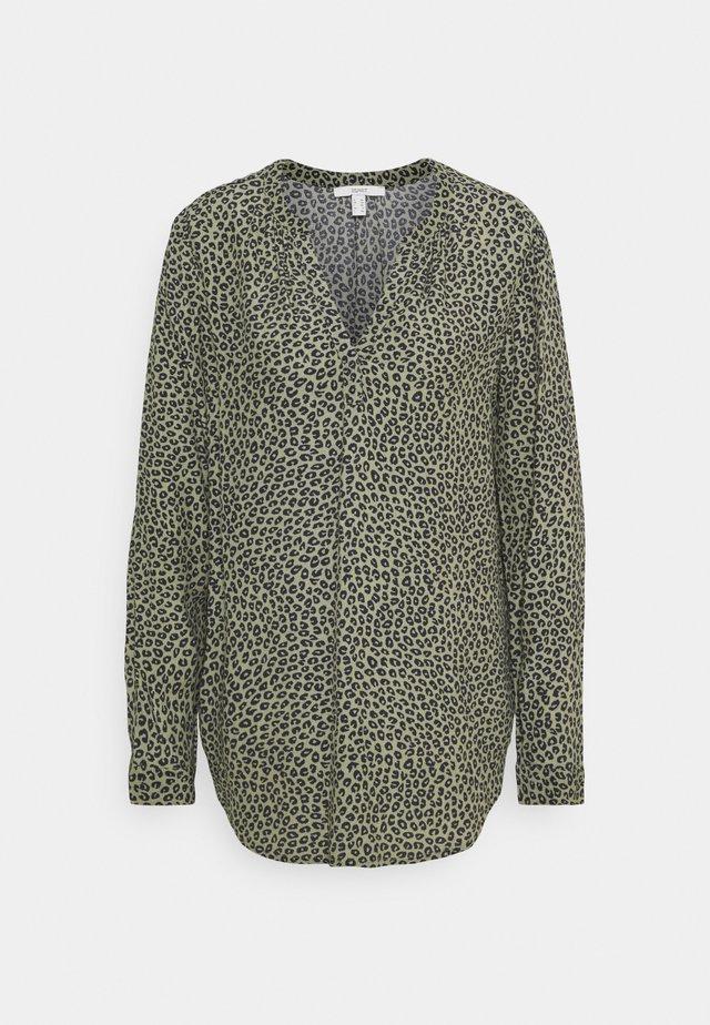 CORE - Tunic - khaki green