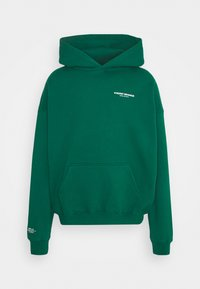 WRSTBHVR - WARREN HOODIE UNISEX - Sweatshirt - green - 0