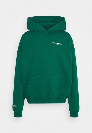 WARREN HOODIE UNISEX - Sweatshirt - green