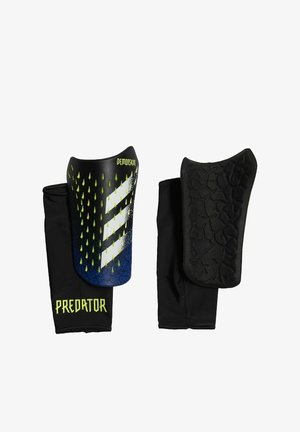 PREDATOR COMPETITION SHIN GUARDS - Fotbollsbenskydd - black