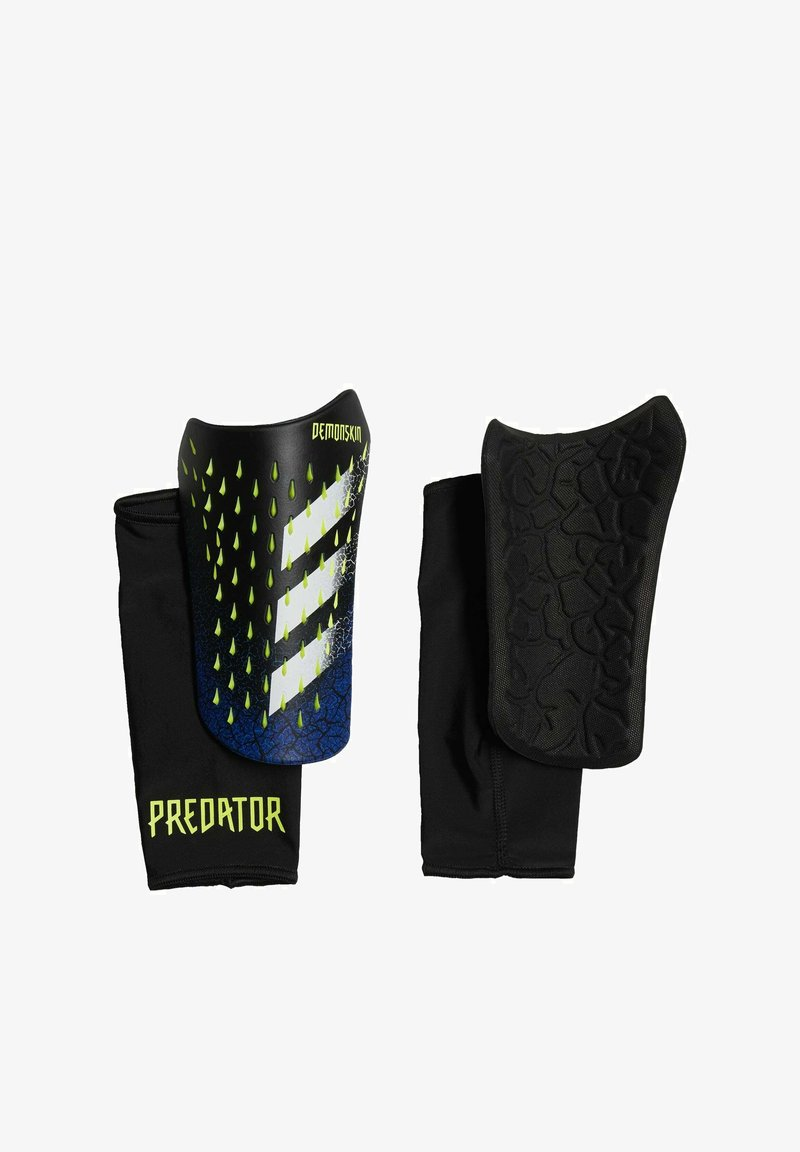 adidas Performance - PREDATOR COMPETITION SHIN GUARDS - Protège-tibias - black