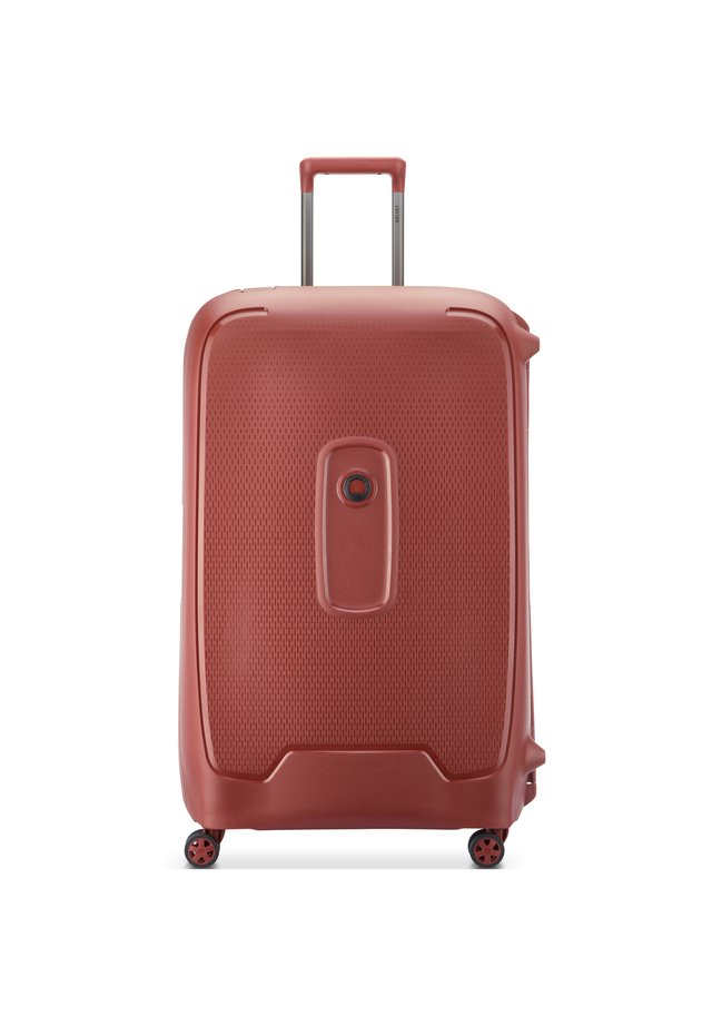 DELSEY MONCEY 4-ROLLEN TROLLEY 82 CM - Wheeled suitcase - terracotta