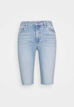 BERMUDA - Denim shorts - quick tide