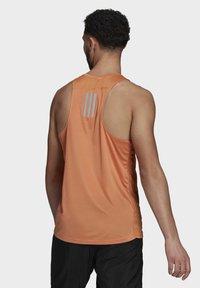 adidas Performance - OWN THE RUN PRIMEGREEN TANK RUNNING - Top - orange - 1