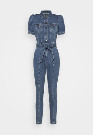 TORI - Jumpsuit - denim blue