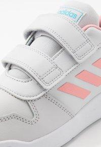 adidas Performance - TENSAUR UNISEX - Sports shoes - dash grey/glow pink/bright cyan - 2