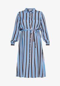 Kaffe Curve - DOLINE DRESS - Robe chemise - provence - 3