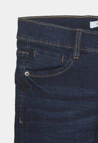 Name it - NKMTHEO PANT - Slim fit jeans - dark blue denim - 2