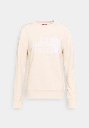 STANDARD CREW - Sweatshirt - pink tint