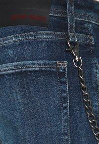 Antony Morato - IGGY TAPERED FIT IN CROSS STRETCH - Slim fit jeans - blu denim - 2