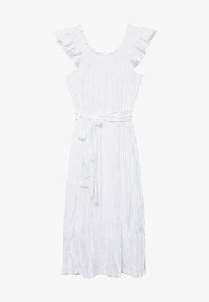 Kjole - blanco