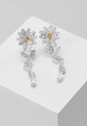 ETERNAL FLOWER - Pendientes - orangy/yellow