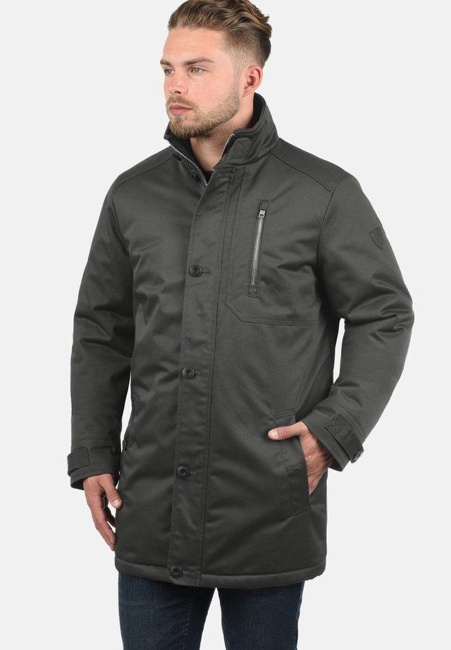 WALLO - Winter coat - dark grey