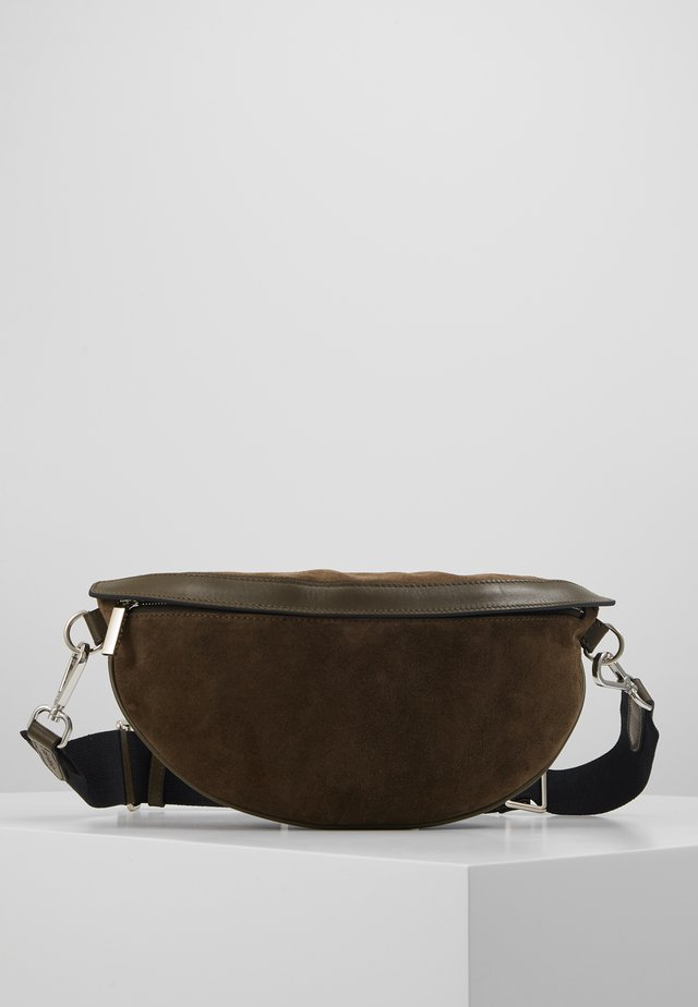 TRINA SMALL BUM BAG - Bæltetasker - army