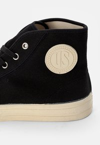 US Rubber Company - MILITARY HIGH TOP - High-top trainers - black - 5