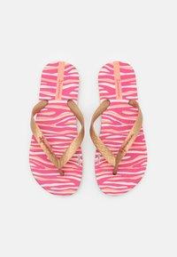 Ipanema - TEMAS KIDS - Pool shoes - beige/gold - 3