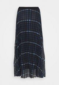 Marella - BRAMA - Maxi sukně - blu stampato - 1