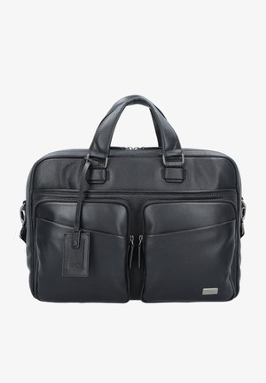 TORINO AKTENTASCHE  - Briefcase - black