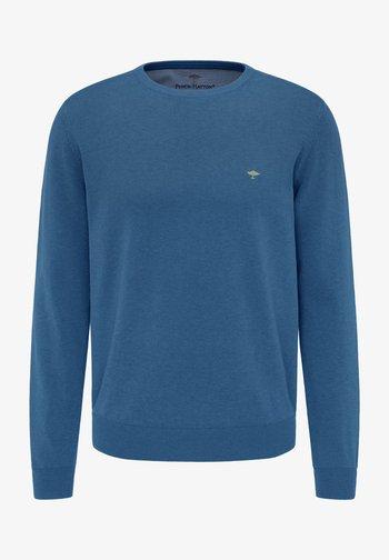 BASIC - Maglione - blue