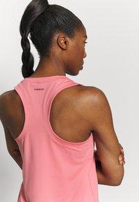 adidas Performance - T-shirt de sport - light pink - 3