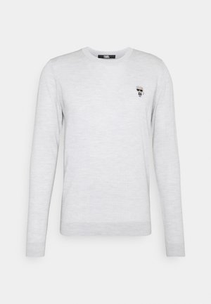 CREWNECK - Jumper - grey