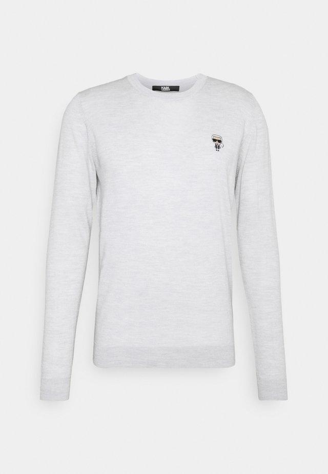 CREWNECK - Pullover - grey