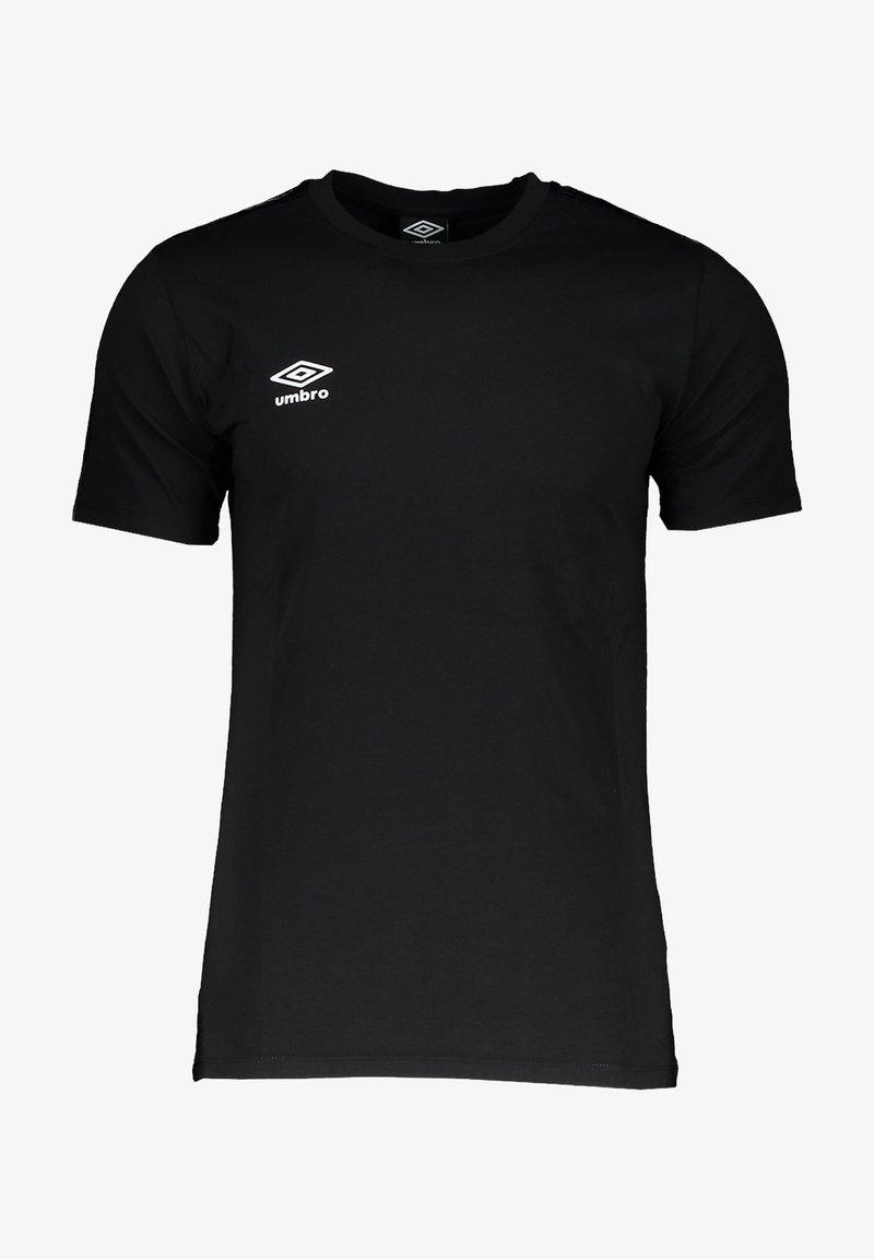 Umbro - Basic T-shirt - schwarzschwarz