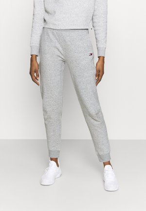 REGULAR PANT - Tracksuit bottoms - grey