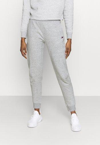 REGULAR PANT - Pantalon de survêtement - grey